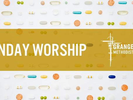 Sunday Worship - 30th May 2021