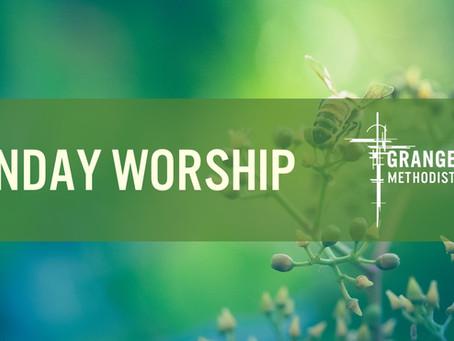 Sunday Worship - Sunday 28th February