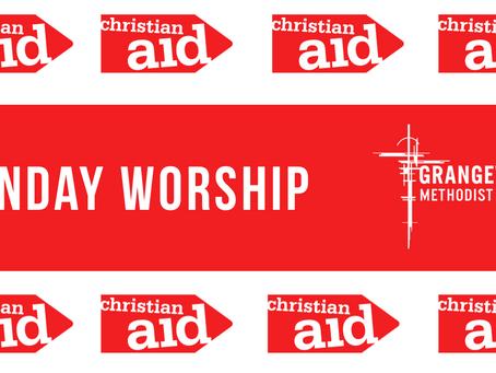 Sunday Worship - Sunday 10th May