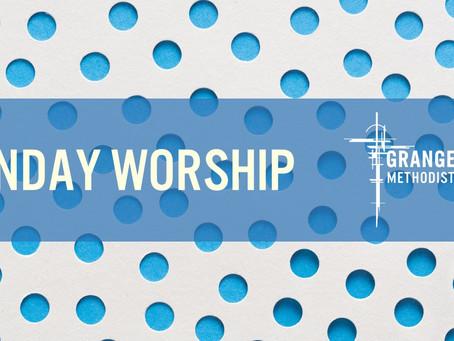 Sunday Worship - Sunday 21st February