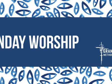 Sunday Worship - Sunday 22nd March