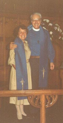 Ron Denise Matters leaving 1984.jpg