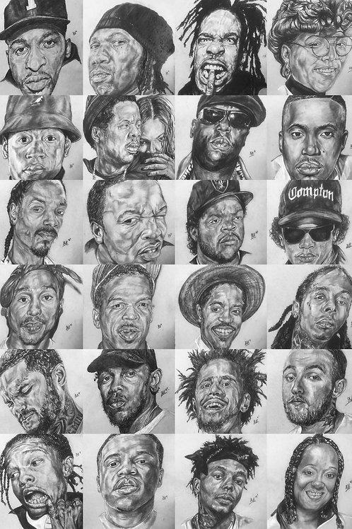 Hip Hop Old & New Book