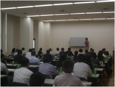 6/11 東京貨物運送健康保険組合様主催講演会にて「メタボ対策ウォーキング」の講演をさせていただきました。