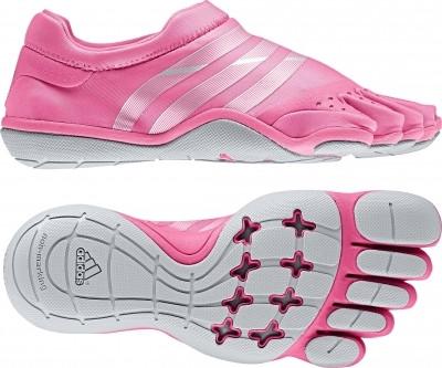 足指の感覚を研ぎ澄ます、美脚作りに適した5本指のトレーニングシューズ「adipure Trainer(アディピュアトレーナー)」