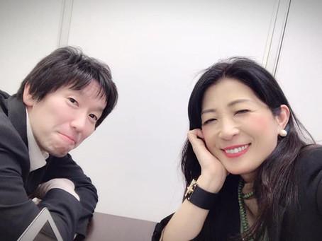朝日新聞グループマイベストプロの武村さんと会えた!