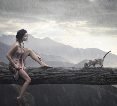 雨の日に必見ですパンプスのお手入れ方法と対処法