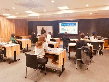 新宿伊勢丹オトマナの講座イメージ