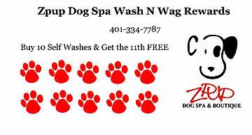 Lincoln RI Dog Pet Self Wash Groomer Grooming Wash n Wag