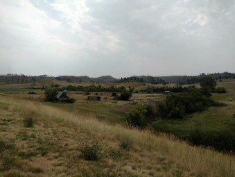 Day #15:  Billings, MT to Rapid City, SD