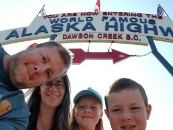 Day #7:  Ft St John, BC to Drayton Valley, AB
