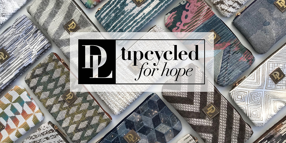Upcycled For Hope Launch Party
