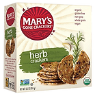 Mary's Gone Crackers Herb