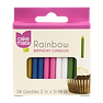 Cake Mate Rainbow Birthday Candles