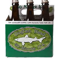 Dogfish Head 60 Minute IPA Six Pack