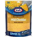 Kraft Mild Cheddar Shredded Cheese