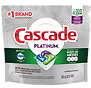 Cascade ActionPacs Platinum Dishwasher Detergent