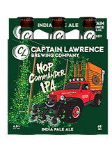 Captain Lawrence Brewing Company Hop Commander IPA
