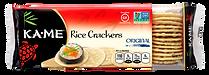 KA-ME Rice Crackers Original