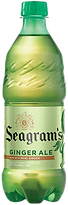 Seagram's Ginger Ale One Liter
