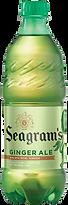 Seagram's Ginger Ale One Liter