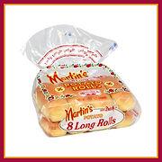 Martin's Potato Long Rolls