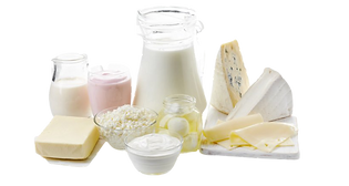 milk-dairy-products-goat-cheese-stock-ph