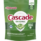 Cascade ActionPacs Original Dishwasher Detergent