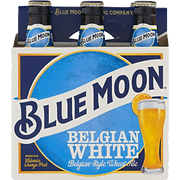 Blue Moon Belgian White Ale Six Pack