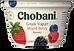 Chobani Greek Yogurt Blended Mixed Berry