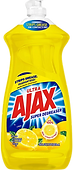 Ajax Lemon Scent Dish Detergent