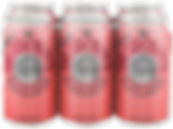 Dr. Brown's Diet Black Cherry Soda Six Pack Cans