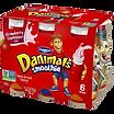 Dannon Danimals Strawberry Explosion Yogurt Kids' Smoothie Drinks Pack of Six