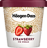 Haagen-Dazs Strawberry Ice Cream