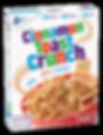 General Mills Cinnamon Toast Crunch Whole Grain Cereal