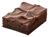 Frosted Brownie