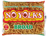 No Yolks Enriched Egg White Pasta