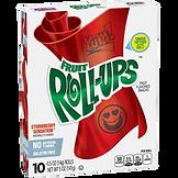 Fruit Roll-Ups Fruit Flavored Snacks Strawberry Sensation