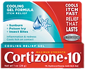 Cortizone-10 Cooling Gel Formula Itch Relief