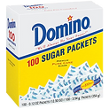 Domino 100 Sugar Packets