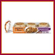 Thomas Cinnamon Raisin English Muffins