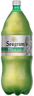 Seagram's Diet Ginger Ale Two Liters