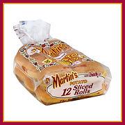 Martin's Potato Sliced Rolls