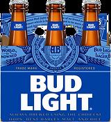 Bud Light Lager Six Pack