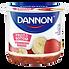 Dannon Fruit on the Bottom Strawberry Banana Yogurt