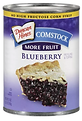 Duncan Hines Comstock More Fruit Blueberry Pie Filling & Topping