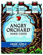 Angry Orchard Crisp Apple Hard Cider Six Pack