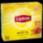 Lipton Quality Black Tea 100 Tea Bags