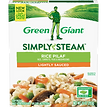 Green Giant Simply Steam Rice Pilaf Lightly Salted