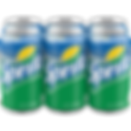 Sprite Lemon Lime Soda Six Pack Cans